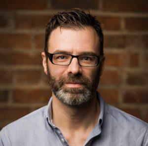 Portrait of FUSE Executive Producer Chris
