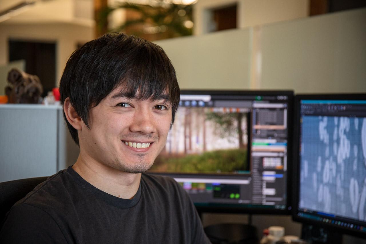 Artist Highlight: VR with artist Phong Tran