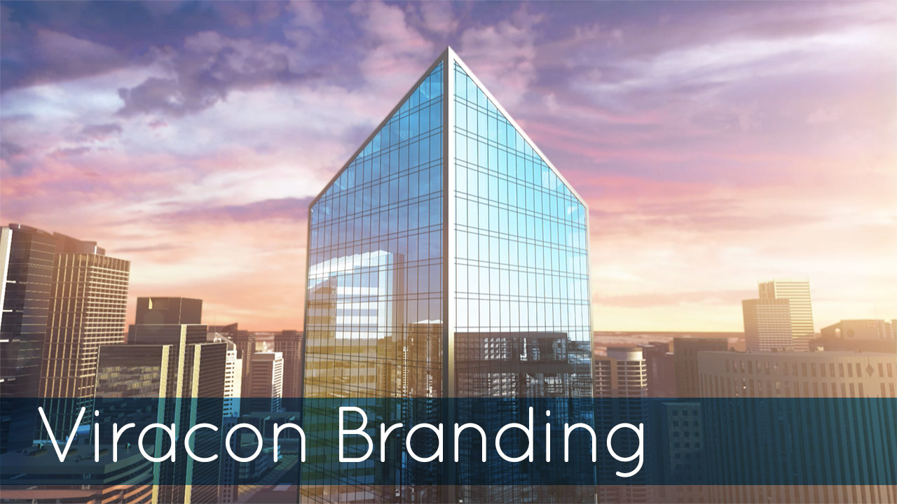 Viracon Branding Image with Tower