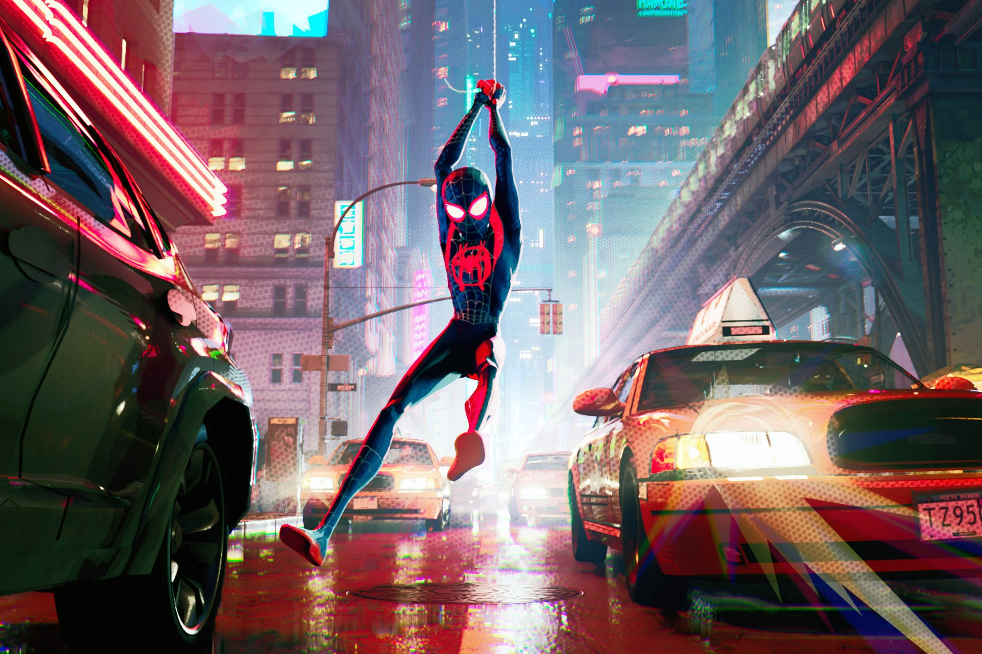 Spider Man: Into the Spiderverse Photo