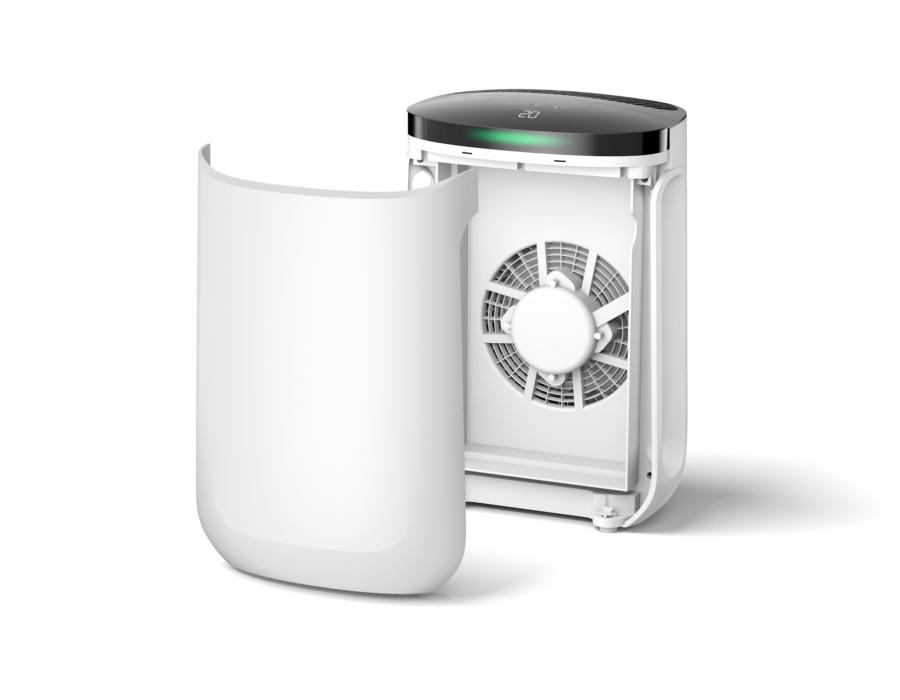 white air filter
